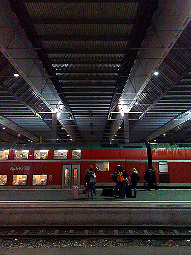 Munich Train